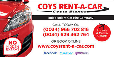 Coys Rent-A-Car